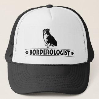 Humourous Border Collie Trucker Hat