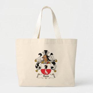 Hund Family Crest Bags