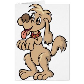 Hund, Mein bester Freund Greeting Card