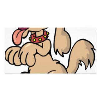 Hund, Mein bester Freund Picture Card