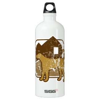 hund SIGG traveller 1.0L water bottle