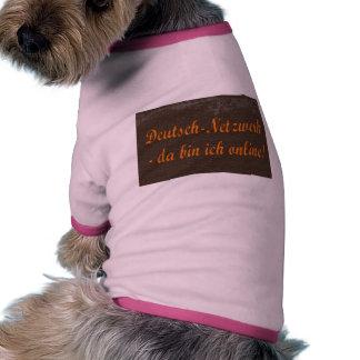 Hunde-Kleidchen Pet Tee Shirt
