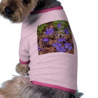 Hunde Mantel Hunde T Shirts