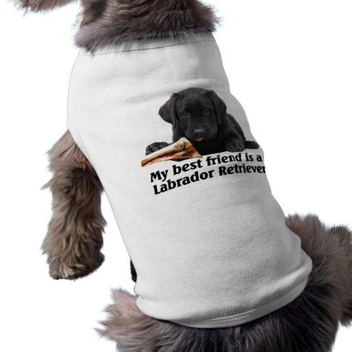"""Hunde-Shirt """"Labrador Retriever"""" Doggie Shirt"""