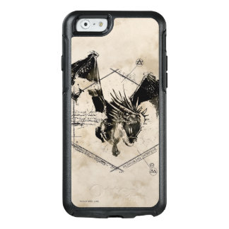 Hungarian Horntail Dragon 2 OtterBox iPhone 6/6s Case
