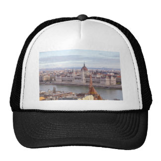 Hungarian Parliament Budapest by day Cap