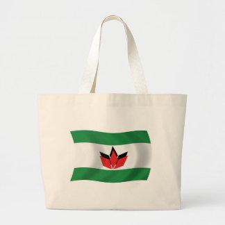 Hungarian People Flag Tote Bag