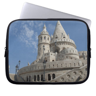Hungary, capital city of Budapest. Buda, Castle 2 Laptop Sleeve