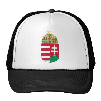 Hungary Coat of arms HU Cap