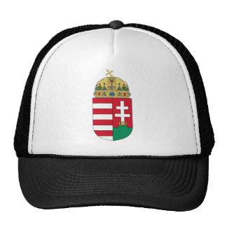hungary emblem cap