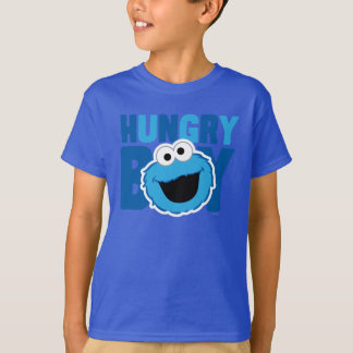Hungry Cookie Monster T-Shirt