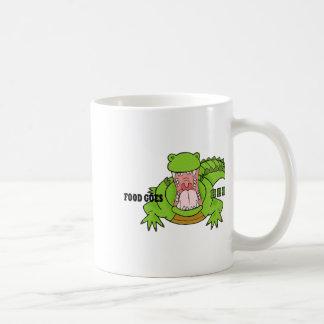Hungry Croc Mugs