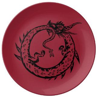 Hungry Dragon Plate