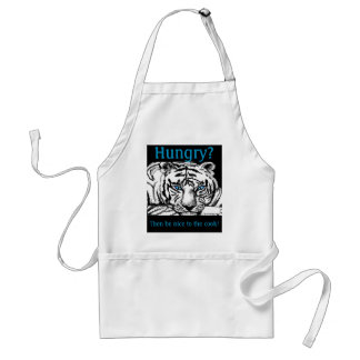 Hungry Eyes Standard Apron
