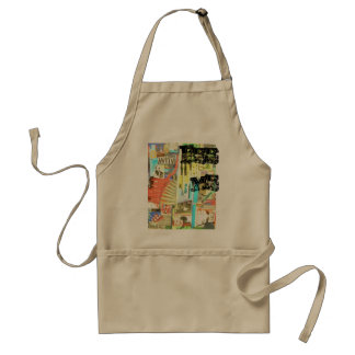 hungry for art standard apron