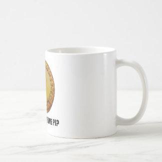 Hungry For Some Pi? (Pi Pie Math Constant Humor) Classic White Coffee Mug