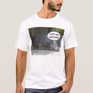 Hungry Hungry Hippo T-Shirt