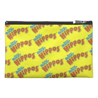Hungry Hungry Hippos Logo Travel Accessory Bag