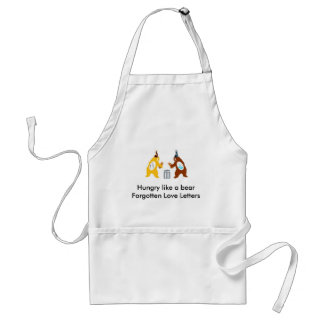 Hungry Like A Bear Apron