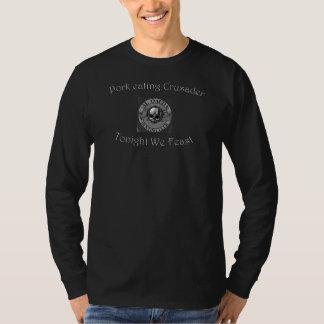 hunt club, pork, Feast Tshirt