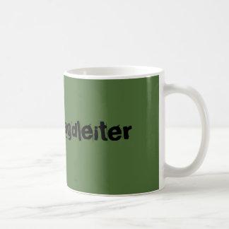 Hunt leader cup basic white mug