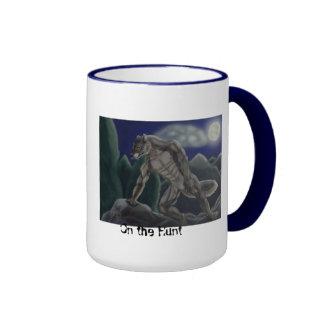 Hunt Together Ringer Mug