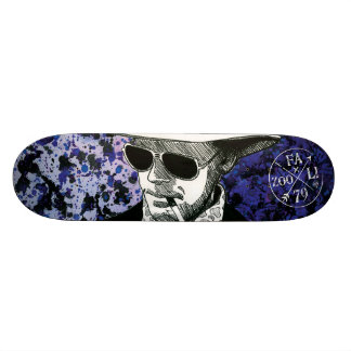 Hunter S Thompson, Bat Country 19.7 Cm Skateboard Deck