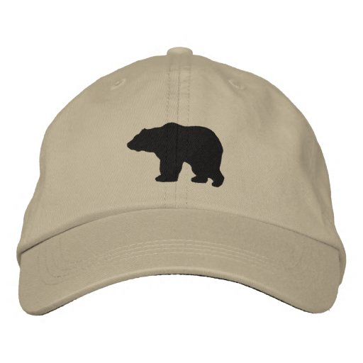 Hunters Cap Embroidered Hats