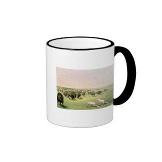 Hunting Buffalo Camouflaged Coffee Mug