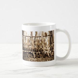 Hunting Club from 1911 Classic White Coffee Mug