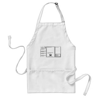 hunting exhibet.png standard apron