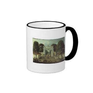 Hunting Lodge in Potsdam, c.1735 Mugs