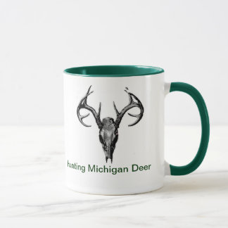 Hunting Michigan Deer Coffee Mug
