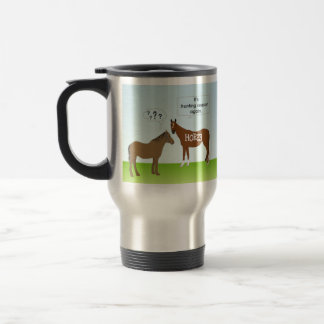 Hunting Season 15 Oz Stainless Steel Travel Mug