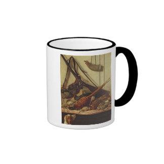 Hunting Trophies, 1862 Mug