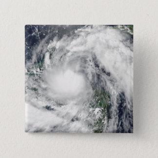 Hurricane Alex 15 Cm Square Badge