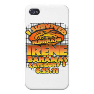 Hurricane Irene - Bahamas iPhone 4 Case