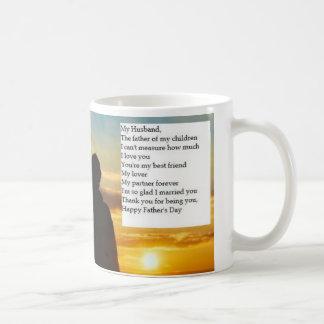 Husband on Father's Day Mugs