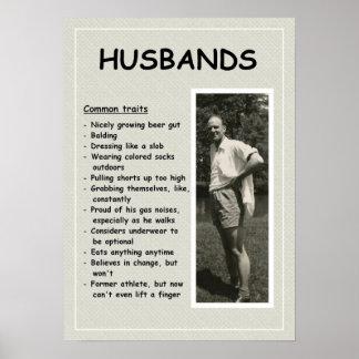 Husbands ... OMG Poster