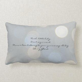Hush Little Baby Pillow