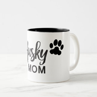 Husky Mom Coffee Mug