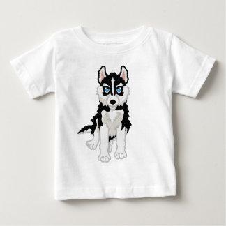 Husky Pup Baby Tee