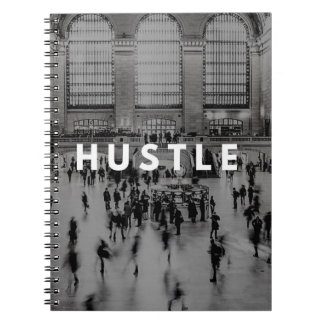 Hustle Grand Central Notepad Notebook