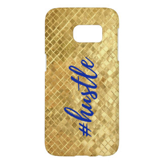 #Hustle Samsung Phone Case