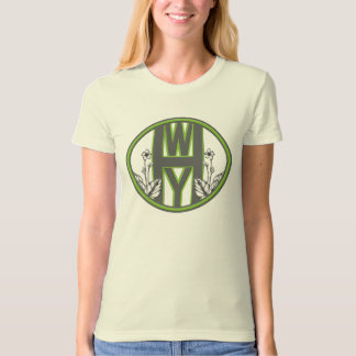 HWY Organic Fitted LOGO Tee - Womens