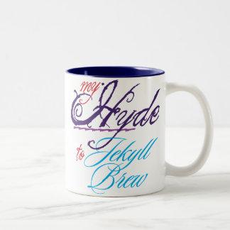 Hyde To Jekyll Brew Two-Tone Mug