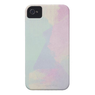 Hydrangea Series Watercolor Abstract Opal iPhone 4 Case-Mate Cases