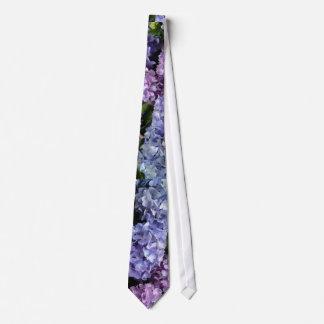 Hydrangeas for Him the dressy gardner Tie