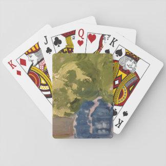 Hydrangeas Playing Cards