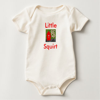 HYDRANT, Little , Squirt Baby Bodysuit